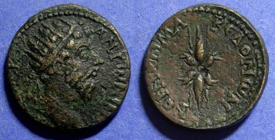 Ancient Coins - Macedonia Koinon, Marcus Aurelius 161-180, AE23