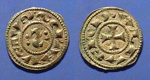 Ancient Coins - Siena 1180-1390 Denaro