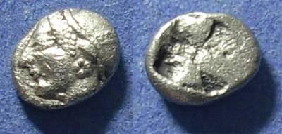 Ancient Coins - Ionia, Phokaia Circa 500 BC, Trihemiobol