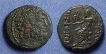 Ancient Coins - Seleukis & Pieria, Antioch Circa 50 BC, AE20