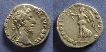 Ancient Coins - Roman Empire, Commodus 177-192, Denarius