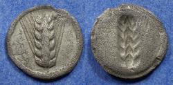 Ancient Coins - Lucania, Metapontum 540-510 BC, Drachm