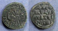 Ancient Coins - Byzantine Empire, Theophilus 829-842, Follis, 27mm