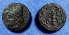 Ancient Coins - Troas, Birtyis Circa 300 BC, Bronze AE11