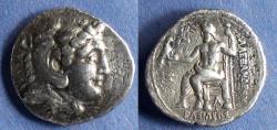 Ancient Coins - Macedonian Kingdom, Alexander III 336-323 BC, Tetradrachm