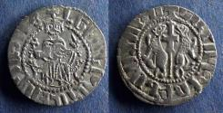 Ancient Coins - Cilician Armenia, Levon I 1198-1219, Tram