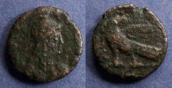 World Coins - Ostrogoths, Theodoric 493-526, Follis