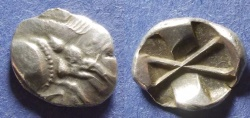 Ancient Coins - Lycia, Uncertain dynast 520-480 BC, Tetrobol