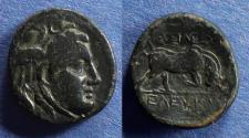 Ancient Coins - Seleucid Kingdom, Seleukos I 312-280 BC, AE18