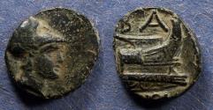 Ancient Coins - Kingdom of Macedonia, Demetrios I 306-283 BC, AE Unit