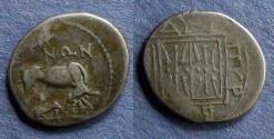 Ancient Coins - Illyria, Dyrrachium 29-100 BC, Drachm