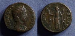 Ancient Coins - Roman Empire, Julia Mamaea 222-235, Aes
