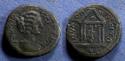 Ancient Coins - Bythinia, Juliopolis, Julia Domna 193-217, AE27