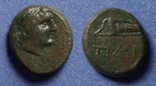 Ancient Coins - Cimmerian Bosporos, Pantikapaion 200-150 BC, AE12