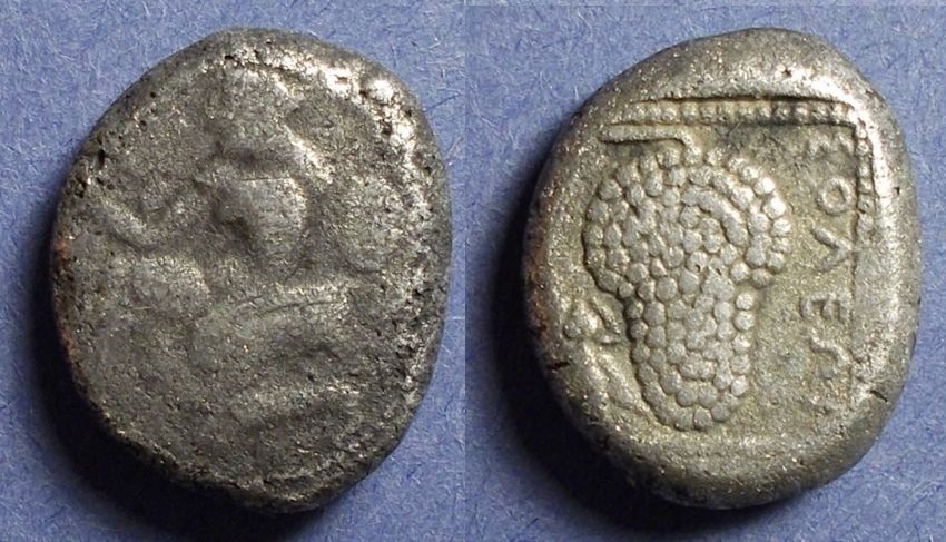 Ancient Coins - Soloi, Cilicia 440-410 BC, Stater