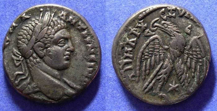 Ancient Coins - Elagabalus 218-222 - Tetradrachm of Antioch