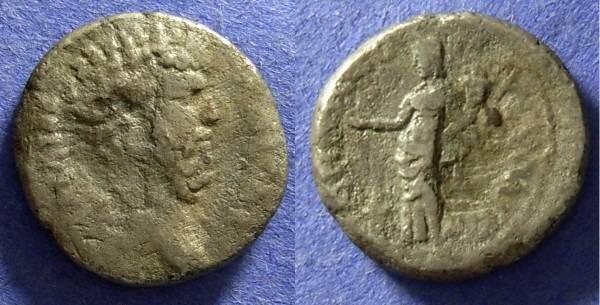 Ancient Coins - Aelius (Caesar under Hadrian) 136-8AD  Roman Egypt - Alexandria Tetradrachm