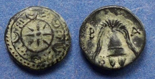Ancient Coins - Macedonian Kingdom, Alexander III to Kassander 325-310 BC, AE13