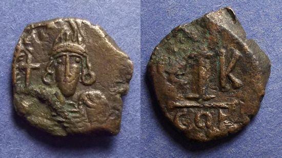 Ancient Coins - Byzantine Empire, Constantine IV 665-685, Decanummium