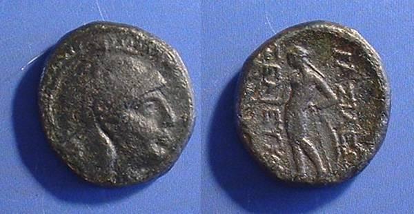 Ancient Coins - Seleucid Kingdom - Seleukos II 246-226 AE-19