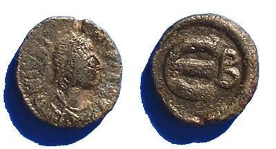 Ancient Coins - Justin I, 518-527 Pentanummium