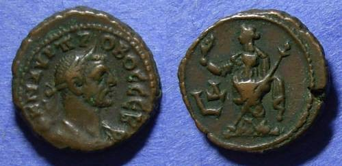 Ancient Coins - Roman Egypt, Probus 276-282, Tetradrachm