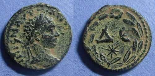 Ancient Coins - Roman Provincial, Elagabalus 218-222, AE19