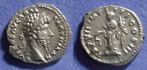 Ancient Coins - Roman Empire, Lucius Verus 161-9, Denarius