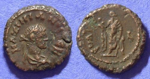 Ancient Coins - Roman Egypt - Maximianus 286-305 - Tetradrachm