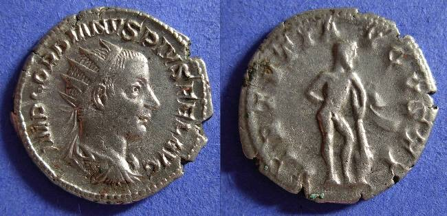 Ancient Coins - Gordian III 238-244 Antoninianus