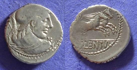 Ancient Coins - Roman Republic - Cornelia 50 - 88 BC Denarius