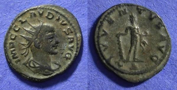 Ancient Coins - Claudius II 268-270 Antoninianus