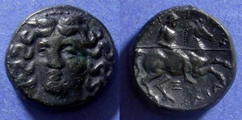 Ancient Coins - Larissa, Thessaly 400-344 BC, AE17