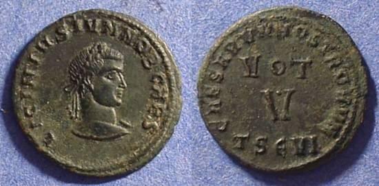 Ancient Coins - Licinius II (Caesar) 317-324AD AE20