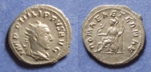 Ancient Coins - Roman Empire, Philip 244-9, Antioninianus