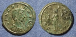 Ancient Coins - Roman Empire, Severina 270-5, Denarius