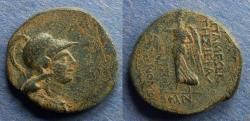 Ancient Coins - Seleukis & Pieria, Apameia Struck 39/8 BC, AE20