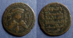 World Coins - Ayyubids, Jabal Sinjar al-adil I Sayf al-din Ahmad 589-96AH/ 1193-1200AD, Dirhem