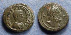 Ancient Coins - Roman Egypt, Philip II 244-9, Tetradrachm