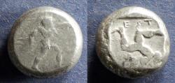 Ancient Coins - Pamphylia, Aspendus 465-430 BC, Stater