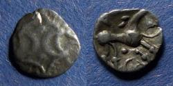 Ancient Coins - Celtic Britian, Iceni 10-43(?), Half unit