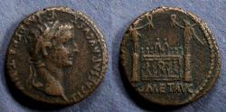 Ancient Coins - Roman Empire, Tiberius 14-37, Aes