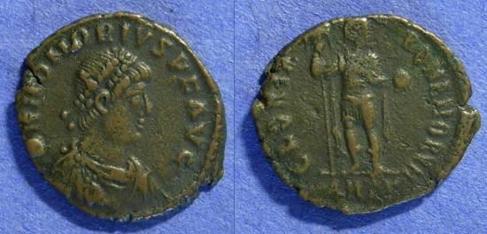 Ancient Coins - Honorius 394-423AD AE2