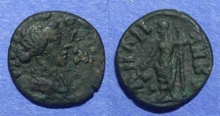 Ancient Coins - Ankyra, Phrygis, Roman Rule Circa 100 AD, AE17