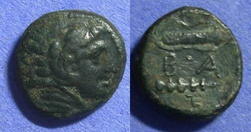 Ancient Coins - Macedonian Kingdom: Alexander III 336-323 BC AE18