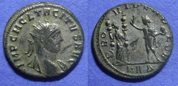 Ancient Coins - Tacitus 275-6AD Antoninianus