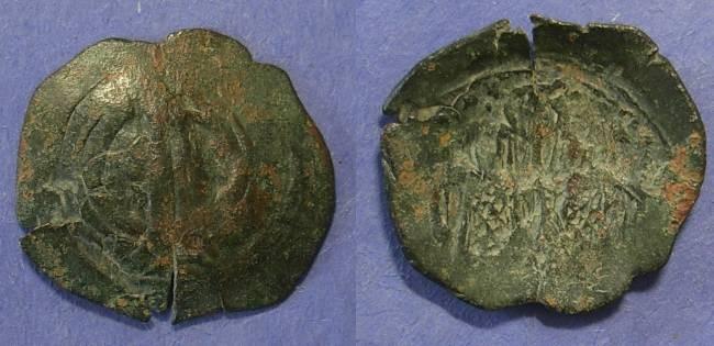 Ancient Coins - Byzantine Empire, Andronicus II - Michael IX 1294-1320, Stamenon