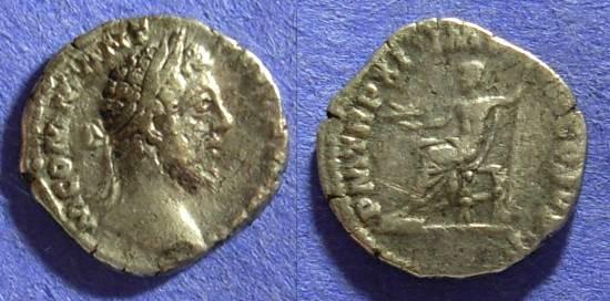 Ancient Coins - Commodus - 177-192AD Denarius