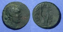 Ancient Coins - Alabanda, Caria 133-100 BC,