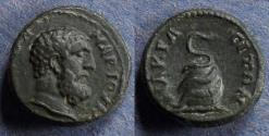 Ancient Coins - Lydia, Nakrasa, Pseudo-Autonomous 98-161, AE15